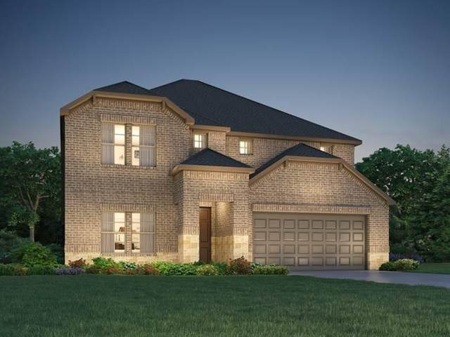 219 Fieldstone Drive, Melissa, TX 75454 (MLS #14343445) :: Tenesha Lusk Realty Group