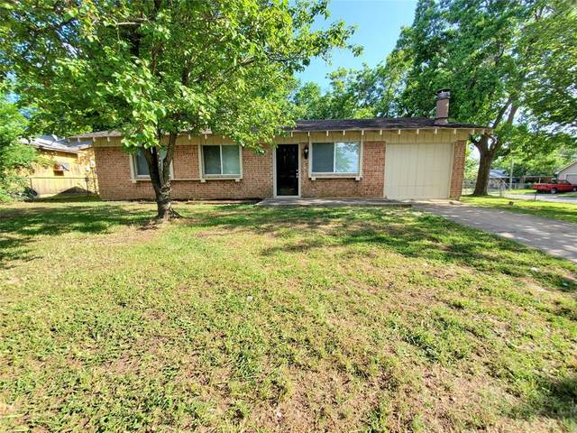 13300 Kings Mountain Drive, Balch Springs, TX 75180 (MLS #14343516) :: The Heyl Group at Keller Williams