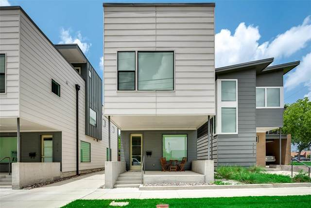 412 College Avenue, Fort Worth, TX 76104 (MLS #14343518) :: North Texas Team | RE/MAX Lifestyle Property