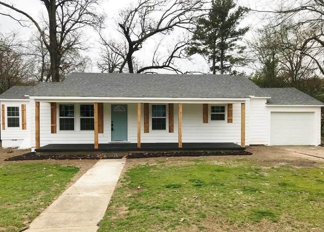 210 Dogwood Ln, Mount Pleasant, TX 75455 (MLS #14343599) :: Robbins Real Estate Group