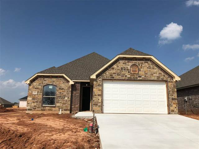 3303 Arrow Creek Drive, Granbury, TX 76049 (MLS #14343629) :: Team Hodnett