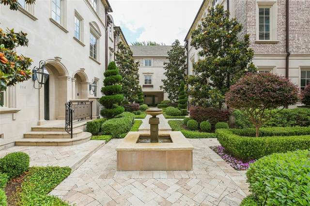 4608 Abbott Avenue #126, Highland Park, TX 75205 (MLS #14343637) :: Robbins Real Estate Group