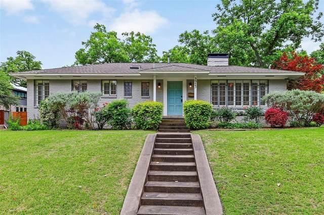 3923 Frontier Lane, Dallas, TX 75214 (MLS #14343673) :: Robbins Real Estate Group