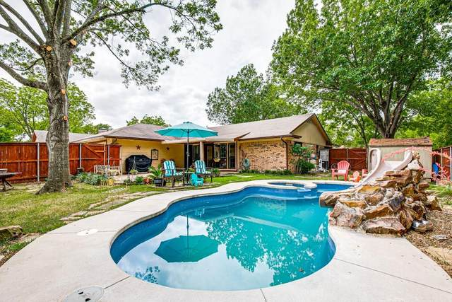 1802 Eastgate Drive, Terrell, TX 75160 (MLS #14343757) :: The Heyl Group at Keller Williams