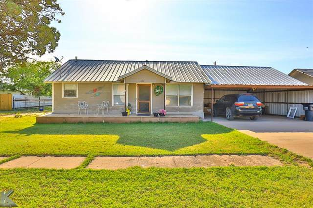 1521 Avenue N, Anson, TX 79501 (MLS #14343765) :: Real Estate By Design