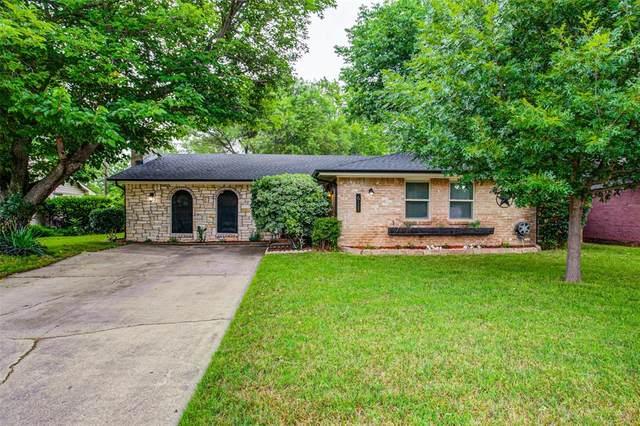 611 Northside Avenue, Lewisville, TX 75057 (MLS #14343785) :: Real Estate By Design