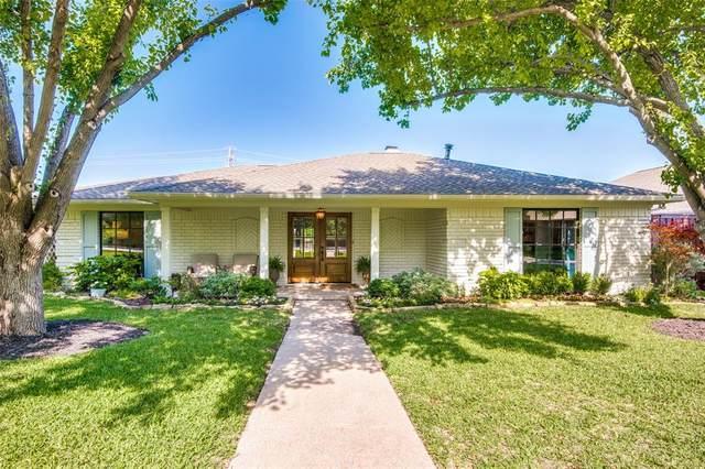 7036 Blackwood Drive, Dallas, TX 75231 (MLS #14343817) :: Potts Realty Group
