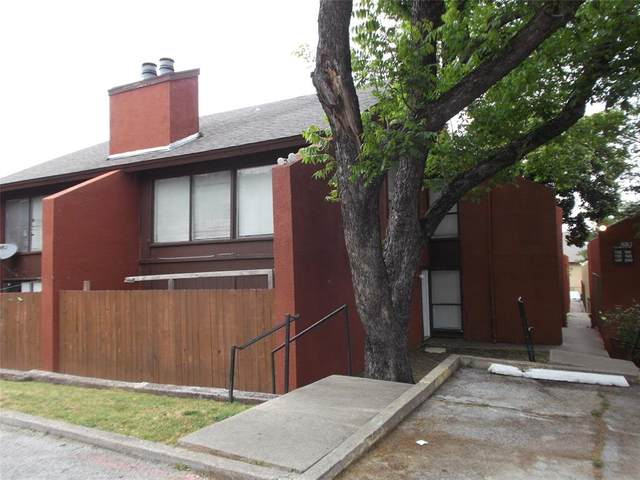 7152 Fair Oaks Avenue #1122, Dallas, TX 75231 (MLS #14343825) :: Hargrove Realty Group