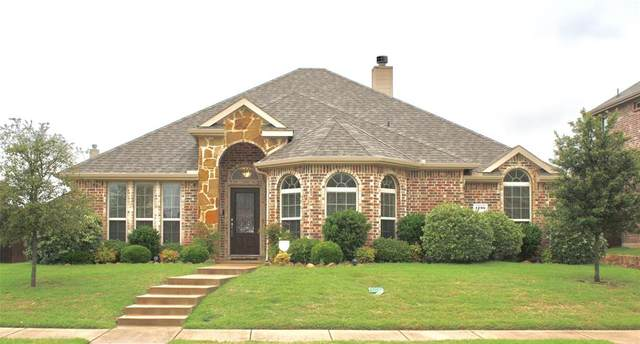 1296 White Water Lane, Rockwall, TX 75087 (MLS #14343832) :: Baldree Home Team