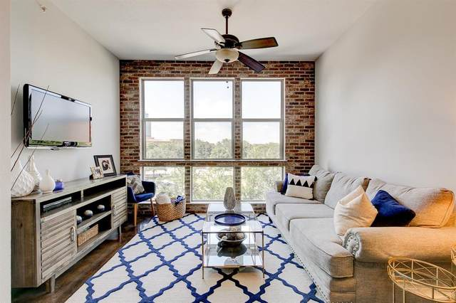 201 W Lancaster Avenue #315, Fort Worth, TX 76102 (MLS #14343846) :: Real Estate By Design