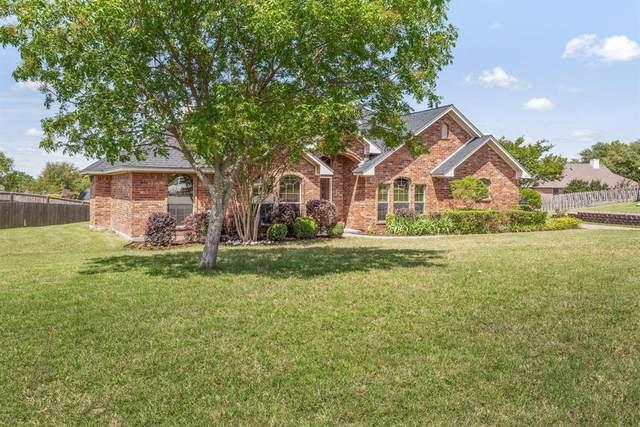309 Saint Andrews Court, Crandall, TX 75114 (MLS #14343848) :: Century 21 Judge Fite Company