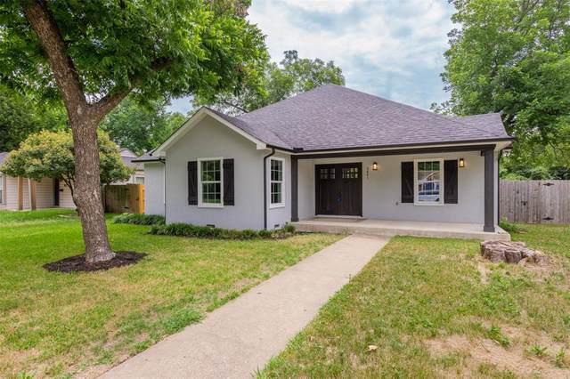 3841 Englewood Lane, Fort Worth, TX 76107 (MLS #14343895) :: Real Estate By Design