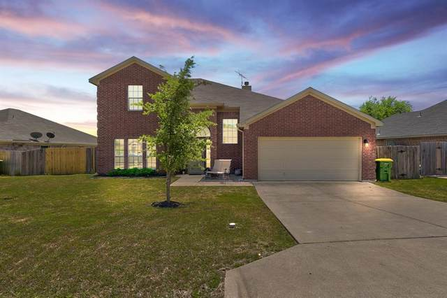 810 Wandering Court, Granbury, TX 76049 (MLS #14343898) :: The Chad Smith Team