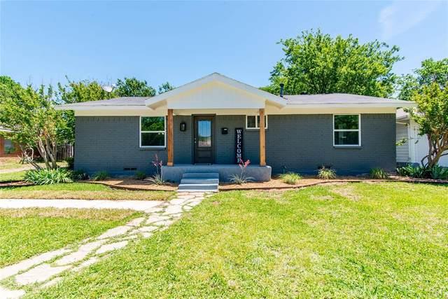 1221 Bellaire Drive, Grapevine, TX 76051 (MLS #14343900) :: The Tierny Jordan Network
