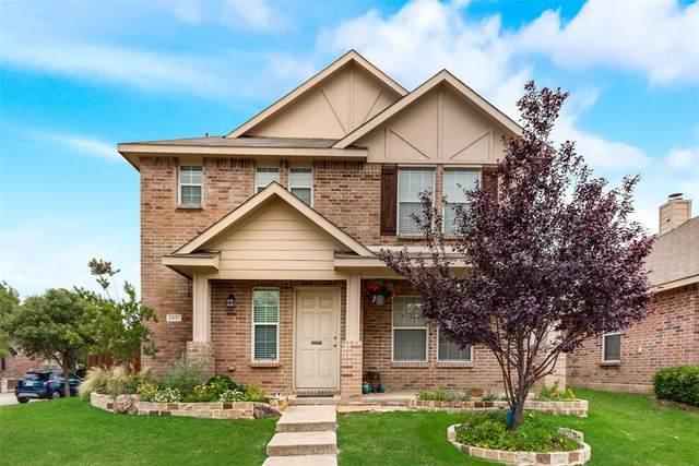 3901 Camino Real Trail, Denton, TX 76208 (MLS #14343909) :: Frankie Arthur Real Estate