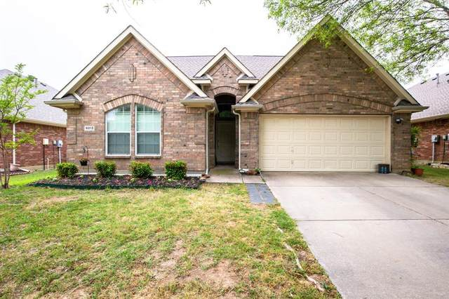 6013 Meadowglen Drive, Denton, TX 76226 (MLS #14343918) :: Team Hodnett