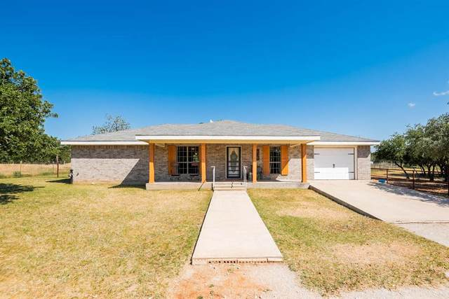 8118 Interstate 20, Eastland, TX 76448 (MLS #14343962) :: The Kimberly Davis Group