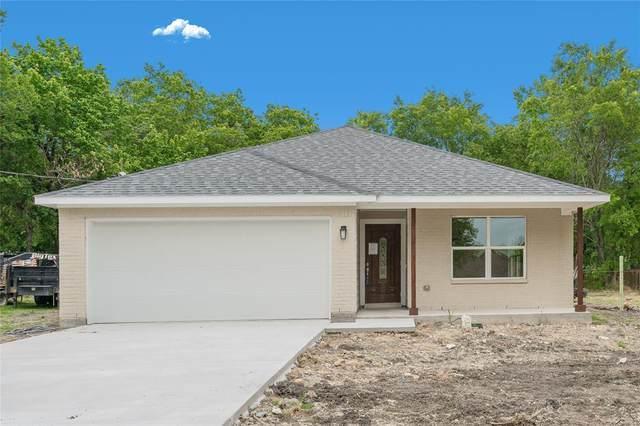 206 N Church Street, Blue Ridge, TX 75424 (MLS #14343964) :: The Heyl Group at Keller Williams