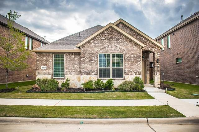2228 Miramar Drive, Little Elm, TX 75068 (MLS #14343984) :: The Chad Smith Team