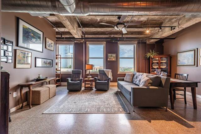 221 W Lancaster Avenue #5012, Fort Worth, TX 76102 (MLS #14344029) :: Real Estate By Design