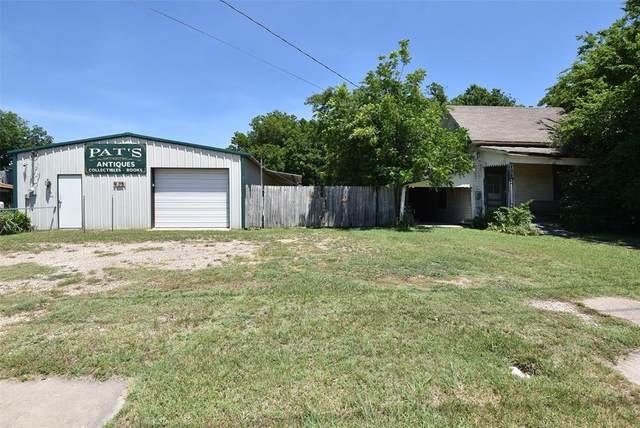 408 W Elm Street, Hillsboro, TX 76645 (MLS #14344037) :: Century 21 Judge Fite Company