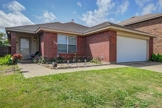 901 Vicksburg Drive, Ennis, TX 75119 (MLS #14344053) :: Hargrove Realty Group