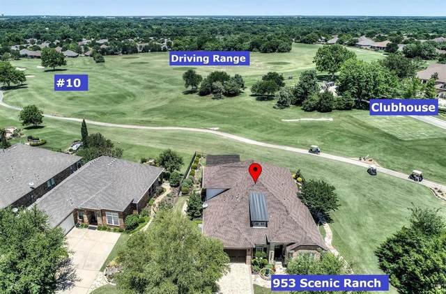 953 Scenic Ranch Circle, Fairview, TX 75069 (MLS #14344072) :: The Chad Smith Team