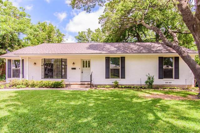 1226 Laurel Lane, Richardson, TX 75080 (MLS #14344129) :: Team Tiller