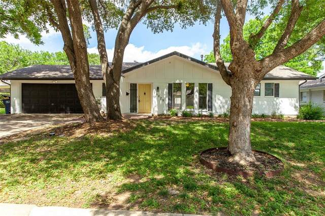 6029 Wormar Avenue, Fort Worth, TX 76133 (MLS #14344138) :: Real Estate By Design