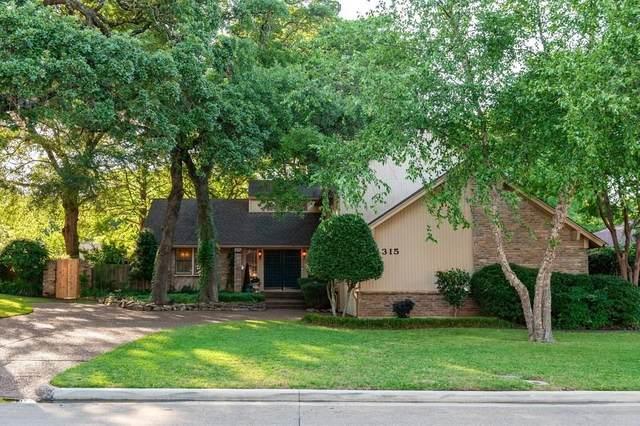 1315 Clover Hill Road, Mansfield, TX 76063 (MLS #14344146) :: Trinity Premier Properties