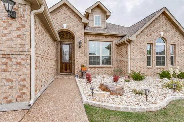 1478 Siena Lane, McLendon Chisholm, TX 75032 (MLS #14344165) :: The Kimberly Davis Group