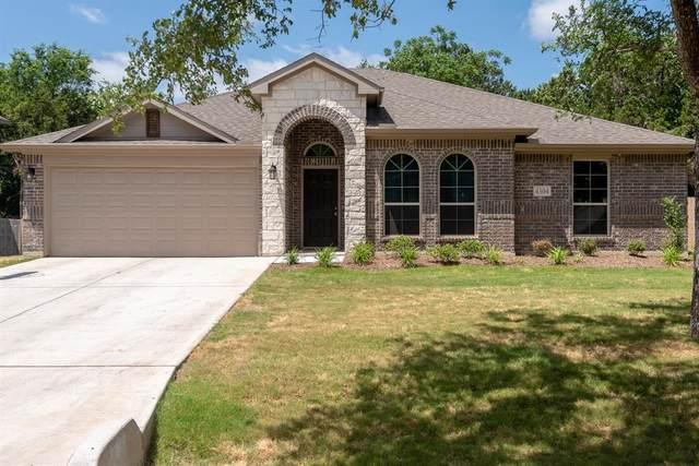 4304 Lucero Drive, Granbury, TX 76048 (MLS #14344187) :: Team Tiller