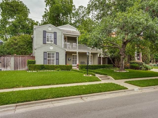 4106 Amherst Avenue, University Park, TX 75225 (MLS #14344195) :: Robbins Real Estate Group