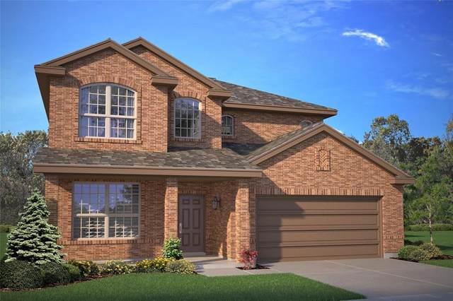 2616 Sunburst Drive, Glenn Heights, TX 75154 (MLS #14344199) :: Team Tiller