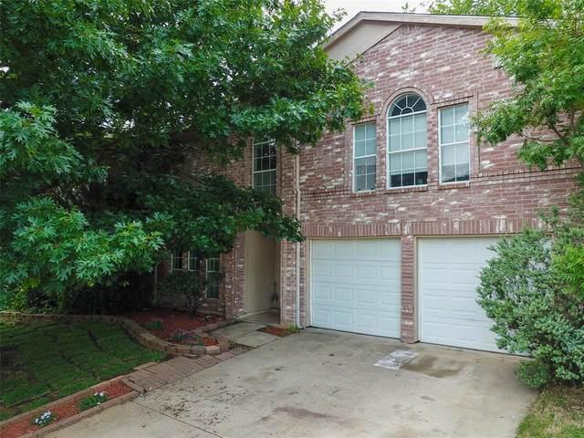3216 Meadowview Drive, Corinth, TX 76210 (MLS #14344203) :: Team Tiller