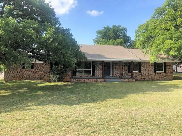 1401 Brush Street, Bridgeport, TX 76426 (MLS #14344230) :: Robbins Real Estate Group