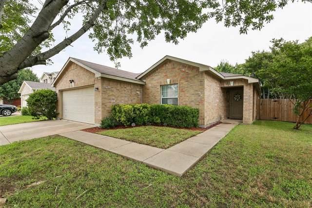 6717 Barred Owl Road, Arlington, TX 76002 (MLS #14344243) :: Team Hodnett