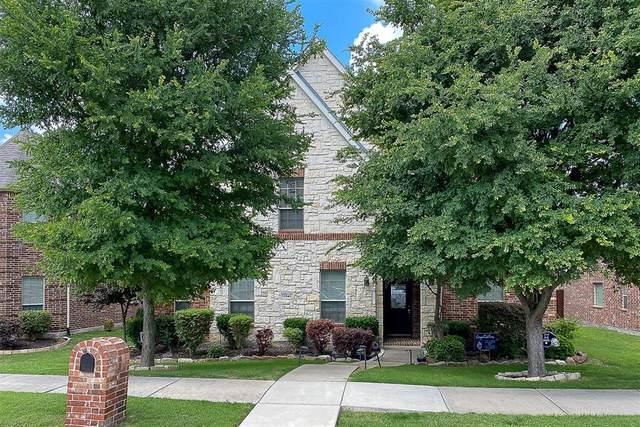 13942 Hot Springs Lane, Frisco, TX 75035 (MLS #14344254) :: Tenesha Lusk Realty Group
