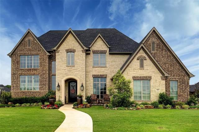 412 Appaloosa Run, Argyle, TX 76226 (MLS #14344334) :: North Texas Team | RE/MAX Lifestyle Property