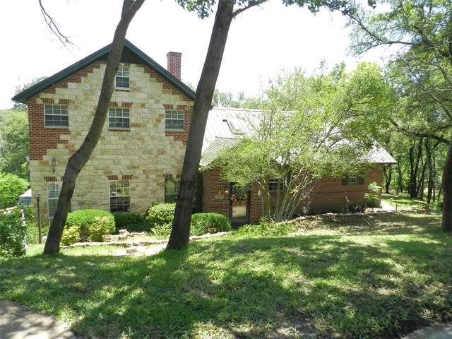 202 Tejas Court, Springtown, TX 76082 (MLS #14344336) :: Team Hodnett