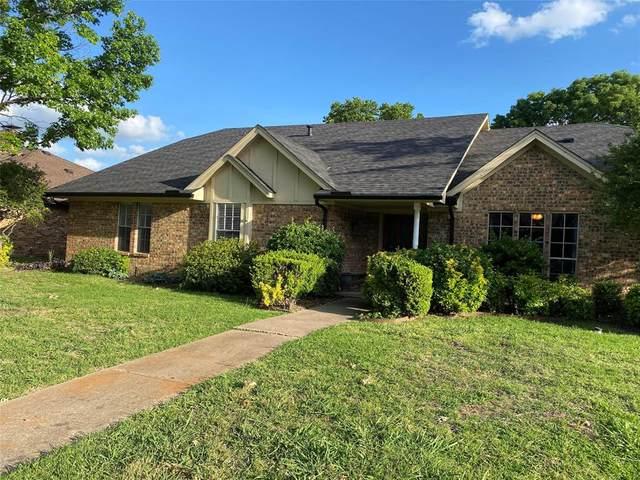 1912 Camden Way, Carrollton, TX 75007 (MLS #14344339) :: Ann Carr Real Estate
