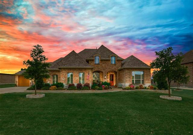 605 Limmerhill Drive, Rockwall, TX 75087 (MLS #14344351) :: The Mitchell Group