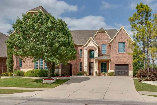 1209 Norfolk Street, Roanoke, TX 76262 (MLS #14344380) :: The Kimberly Davis Group
