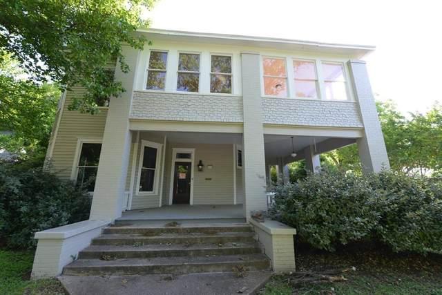 510 Water Street, Waxahachie, TX 75165 (MLS #14344385) :: RE/MAX Landmark