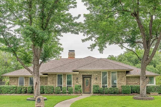 512 Briarglen Drive, Coppell, TX 75019 (MLS #14344387) :: Team Tiller
