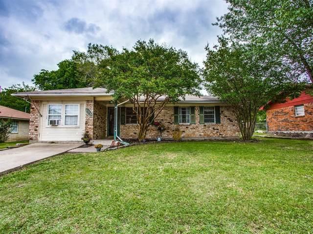 805 12th Street, Princeton, TX 75407 (MLS #14344410) :: Real Estate By Design