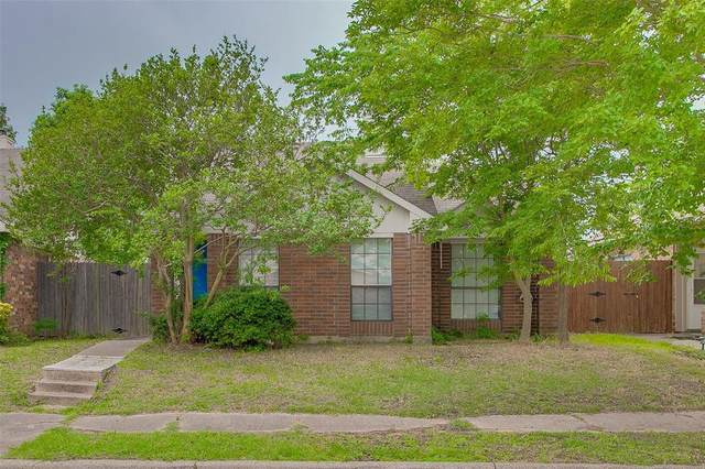 1710 Windmill Lane, Mesquite, TX 75149 (MLS #14344457) :: HergGroup Dallas-Fort Worth