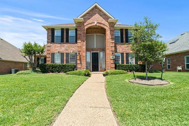 908 Falcon Lane, Coppell, TX 75019 (MLS #14344470) :: Hargrove Realty Group
