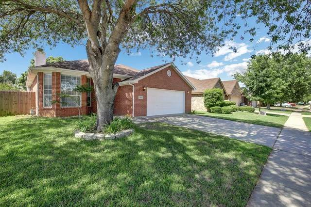 8916 San Joaquin Trail, Fort Worth, TX 76118 (MLS #14344481) :: All Cities USA Realty
