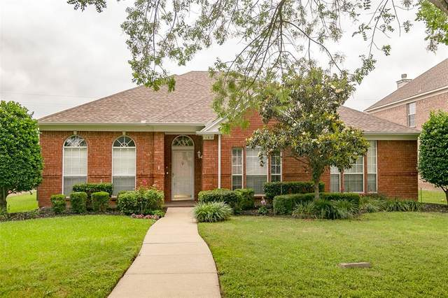 163 Newport Drive, Coppell, TX 75019 (MLS #14344488) :: Hargrove Realty Group